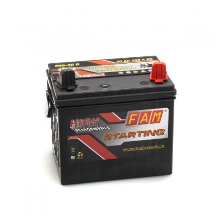 Batteria 200-30D HC