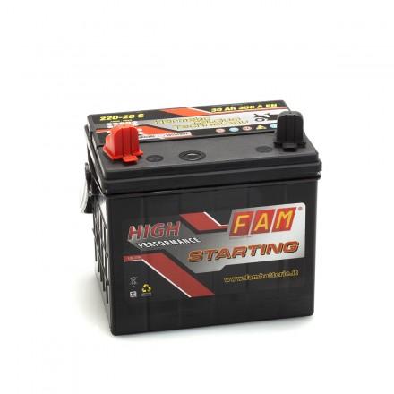 Batteria 220-28S HC