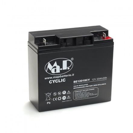 Batteria BE 12018 CY