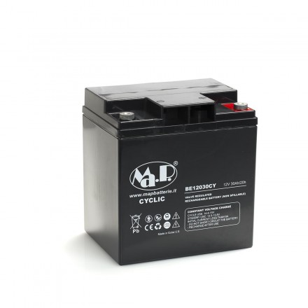Batteria BE 12030 CY