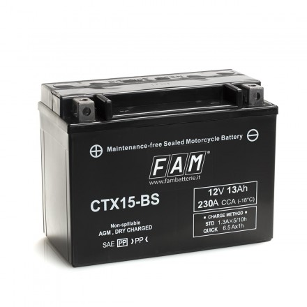Batteria BM 304/C