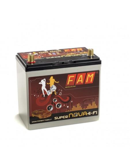 Batteria 55 SuperNova Hi-Fi