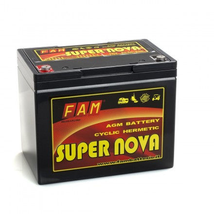 Batteria 80 SuperNova