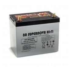 Batteria 80 SuperNova Hi-Fi