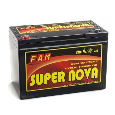 Batteria 100 SuperNova