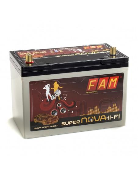 Batteria 100 SuperNova Hi-Fi