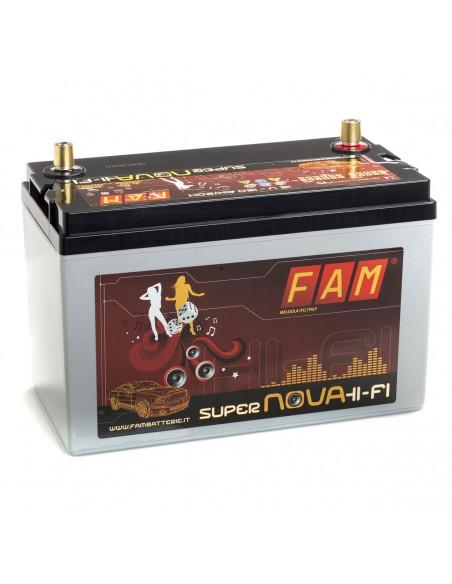 Batteria 120 SuperNova Hi-Fi