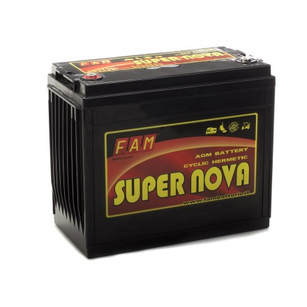 Batteria 140 SuperNova