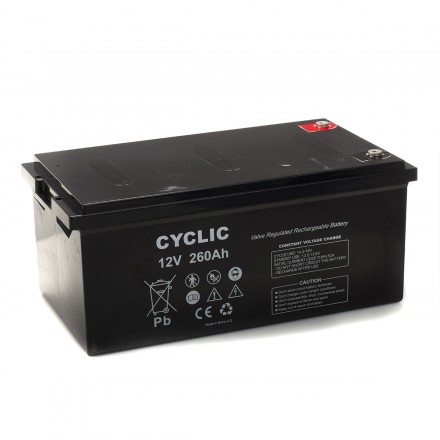 Batteria BE 12260 CY