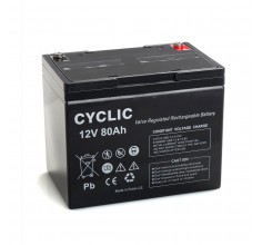 Batteria BE 12080 A CY