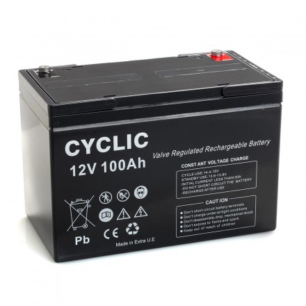 Batteria BE 12100 CY